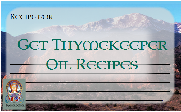 Oil Recipes